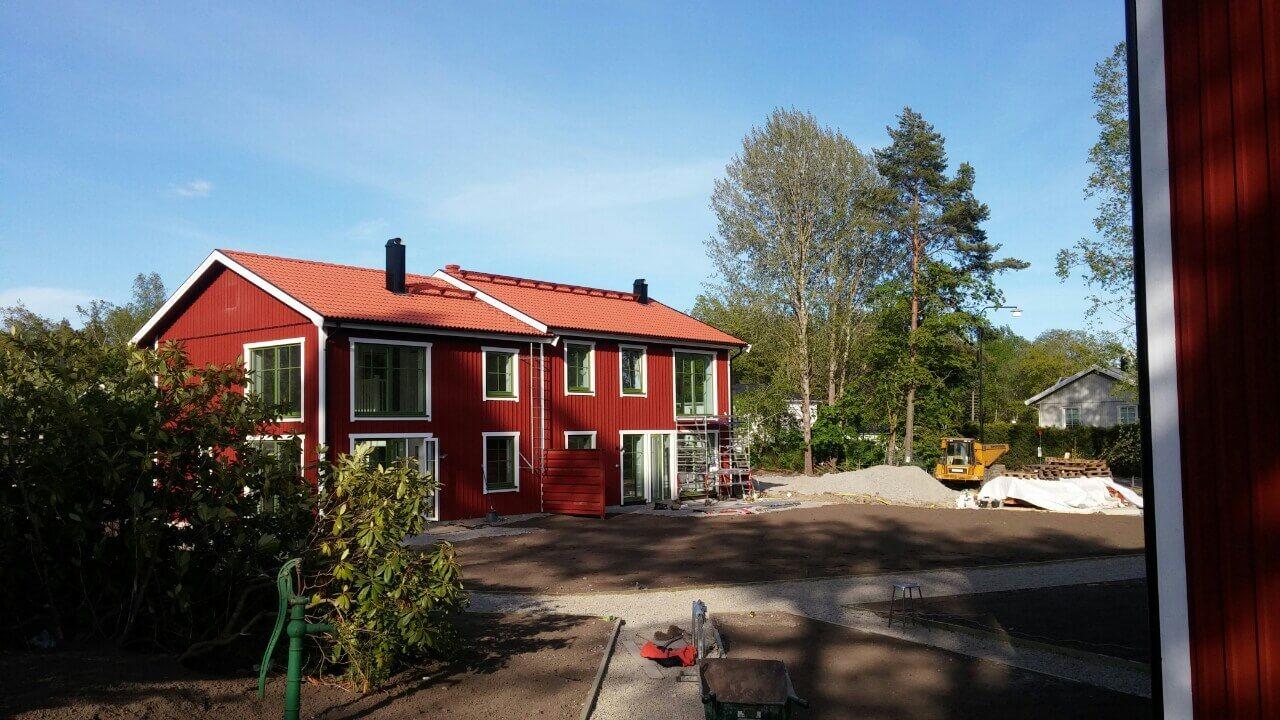 Stockholm 2015 // Gamla Stockholmsvägen 208