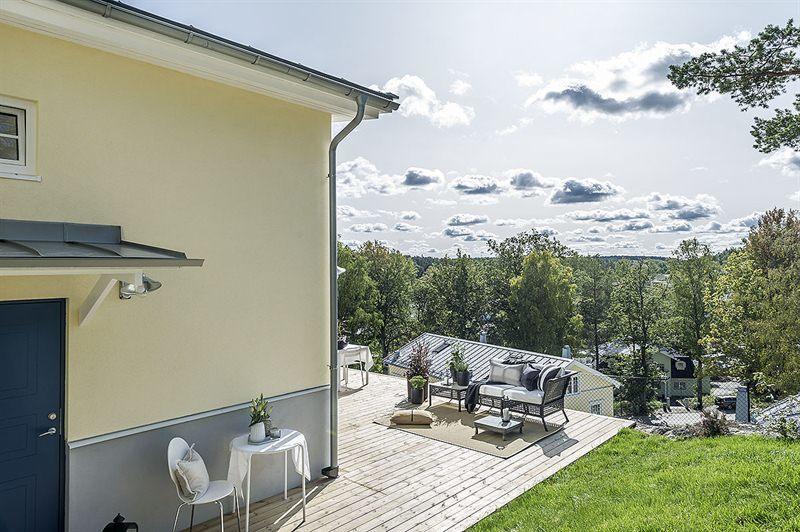 Stockholm 2016 / 2017   Glömsta   //  21 st bostäder